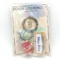 PÉNDULO HEBREO C/MANUALES